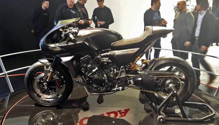 Honda CB4 Interceptor - rzut oka w przyszłość