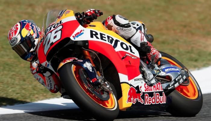 Wyścig MotoGP w Walencji. Nudy, kalkulacja, niski poziom sportu