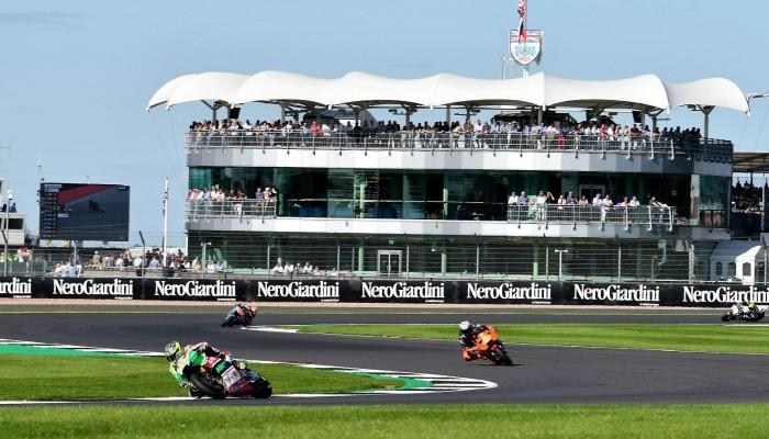 Tor Silverstone przedłużył kontrakt z MotoGP na kolejne 3 sezony
