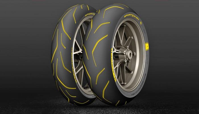 Dunlop SportSmart TT zadebiutuje jako nowy produkt na rynku opon na tor i droge 1 z