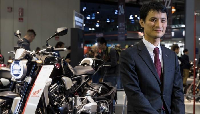Soya Uchida - lider projektu Honda CB1000R [wywiad]