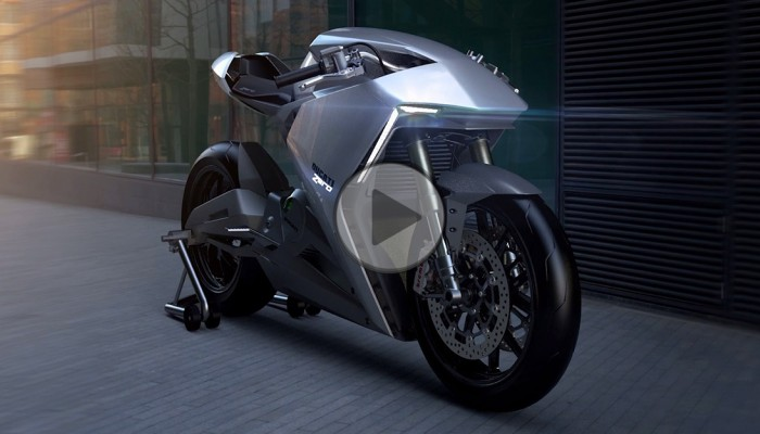 Ducati Zero - koncepcja nieodległej przyszłości