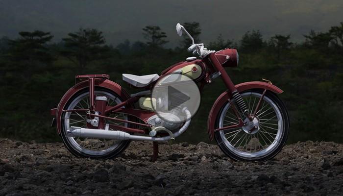 Yamaha Papercraft z
