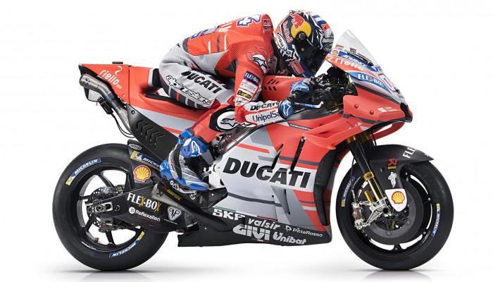 Ducati gotowe na sezon 2018 w MotoGP