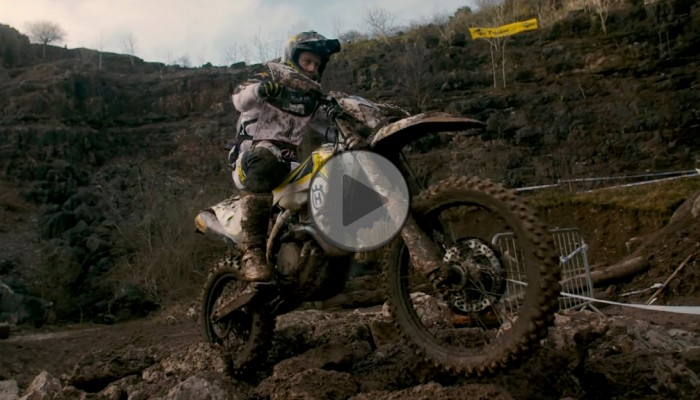 Graham Jarvis wygrywa wyścig The Tough One Extreme Enduro 2018