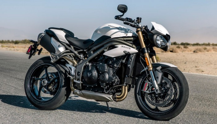 Nowy Triumph Speed Triple - więcej mocy, więcej elektroniki