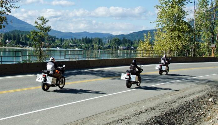 Z Alaski do Argentyny - najdłuższa wyprawa na elektrycznych motocyklach w historii