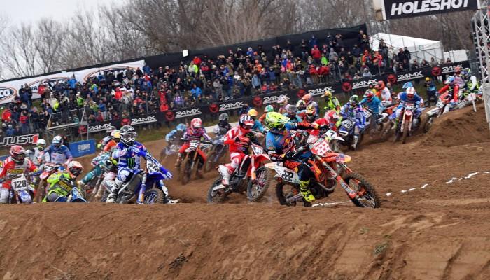Cairoli dominuje drugą rundę Międzynarodowych Motocrossowych Mistrzostw Włoch