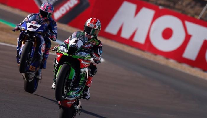 Kawasaki najszybsze na testach w Australii. Finalne testy WorldSBK przed startem sezonu