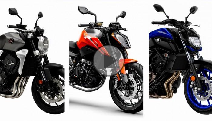 testy motocykli z