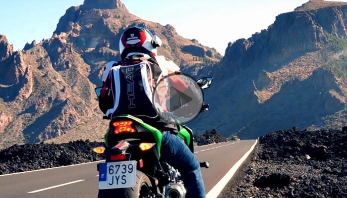 Teneryfa na motocyklu [relacja video]