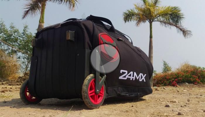 torba podrozna dla motocyklisty z