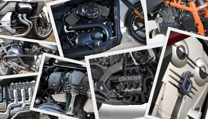 Rodzaje silnikow motocyklowych z