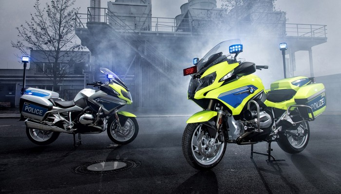 Policyjne motocykle. 10 najpopularniejszych modeli drogówki na świecie