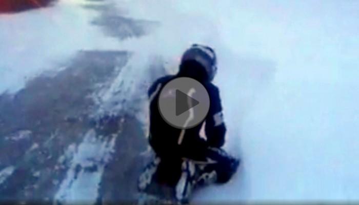 Pogodowa frustracja motocyklisty