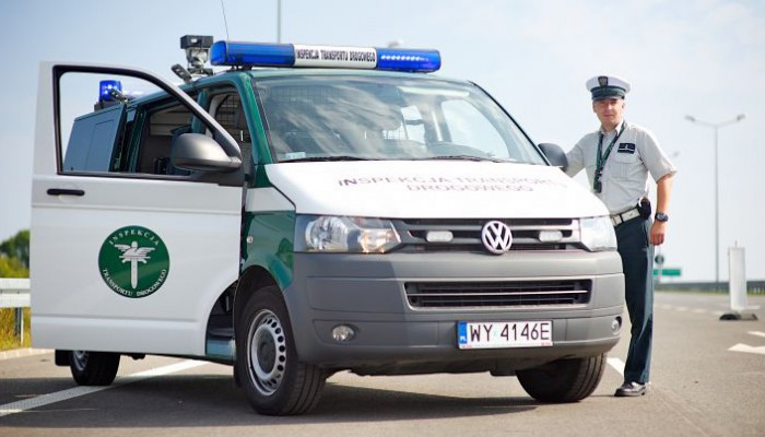 Inspekcja Transportu Drogowego z