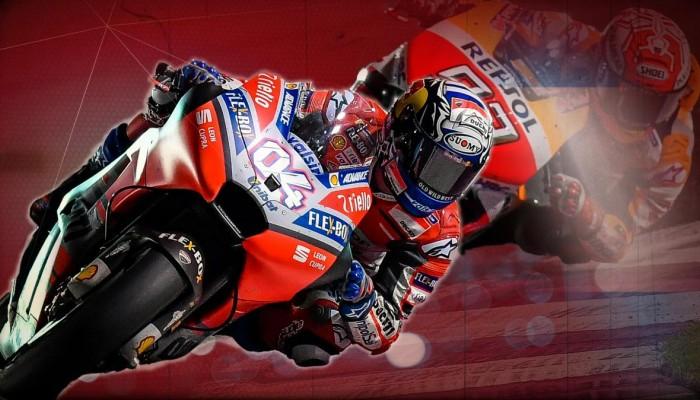 MotoGP w Argentynie - drugi wyścig sezonu i będzie mokro