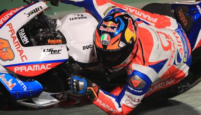 Ducati wygrywa kwalifikacje w Argentynie. Nie fabryczne…Alma Pramac Ducati
