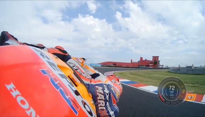 Piątkowe treningi MotoGP za nami. Honda i Rabat w czołówce