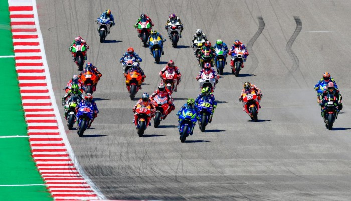 MotoGP w Europie - czwarta runda sezonu w Jerez
