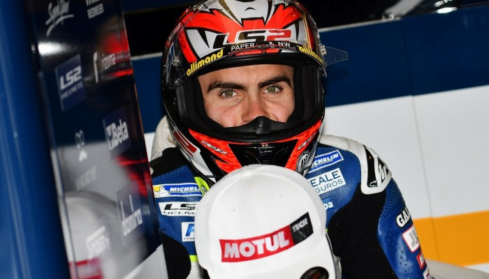 Loris Baz specjalnie dla Ścigacz.pl - między WSBK i MotoGP
