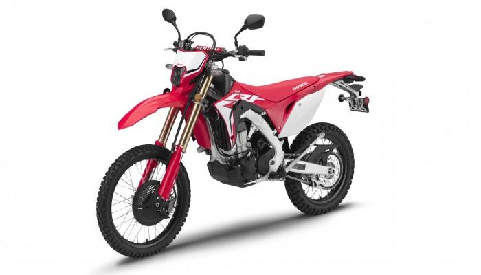 2019 Honda CRF450L 16 z