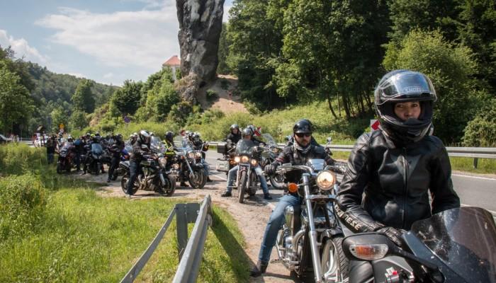 Zloty i imprezy motocyklowe w czerwcu 2018