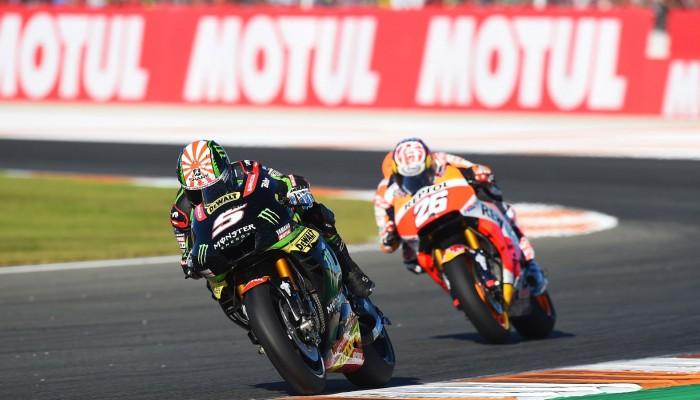 Co napędza MotoGP?