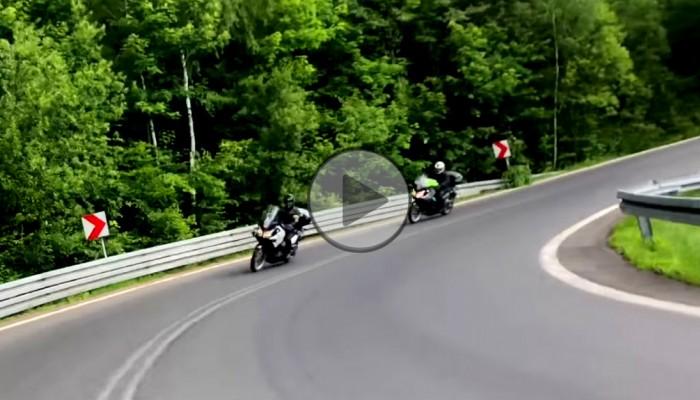 III Bieszczadzki Rajd Motocyklowy