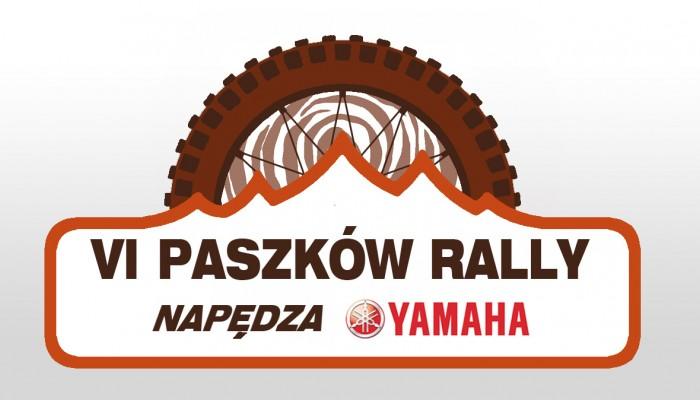 Ruszają zapisy na rajd Paszków Rally napędzany przez Yamahę!