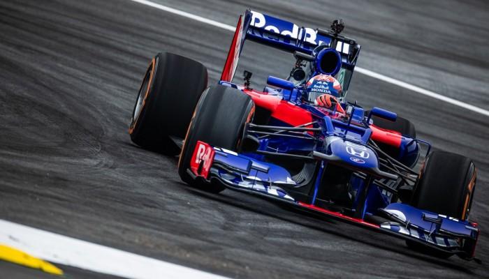 Marquez i Pedrosa w Formule 1
