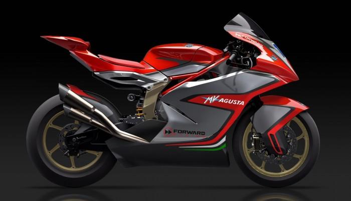 Powrót królowej. MV Agusta w wyścigach klasy Moto2