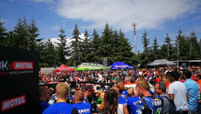 Relacja z wyjazdu na WorldSBK do Brna i małe porównanie z MotoGP