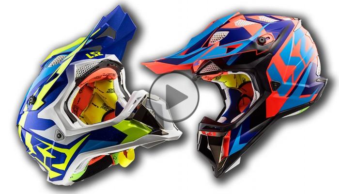 LS2 Subverter MX470 - nowoczesny kask motocrossowy [cena, opis, opinia]