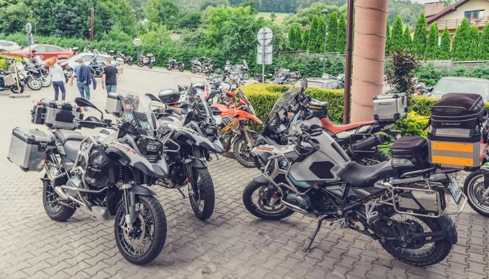 XVIII Międzynarodowy Zlot Motocykli BMW Wisła 2018 - relacja z imprezy