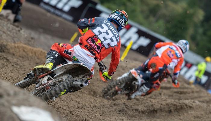 MX Grand Prix Indonezji. Wysyp niespodzianek i triumfalne odejście Covingtona