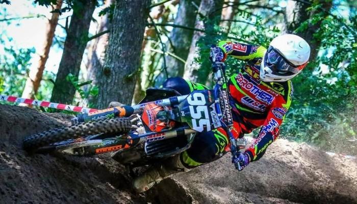 Motocross: Chętnicki pierwszy, Wysocki trzeci w Międzynarodowych Mistrzostwach Czech!