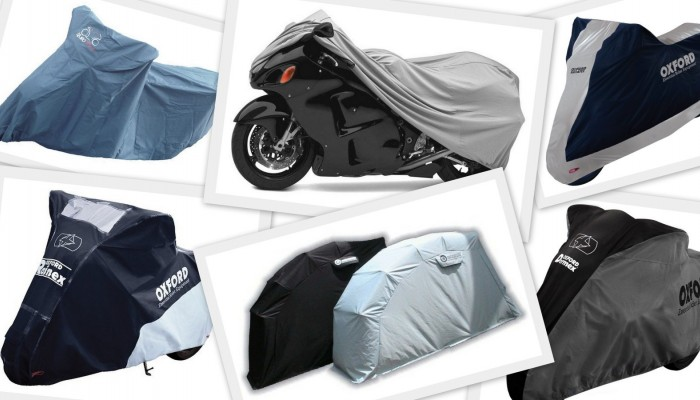 Pokrowiec na motocykl - jaki wybrać? Różnice między pokrowcami na motocykl Oxford, Extreme, Rumo Bike i MotoTent