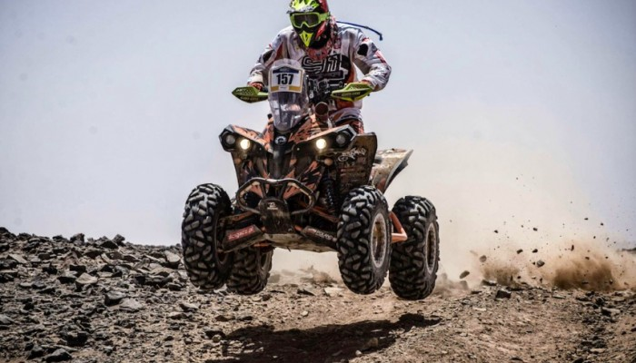 Arek Lindner powalczy w ten weekend na trasach Baja Aragon