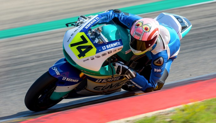 Biesiekirski pierwszym Polakiem w motocyklowych mistrzostwach Europy Moto2