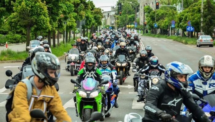 Zloty motocyklowe w sierpniu 2018
