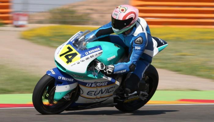 Polak imponuje w debiucie w klasie Moto2