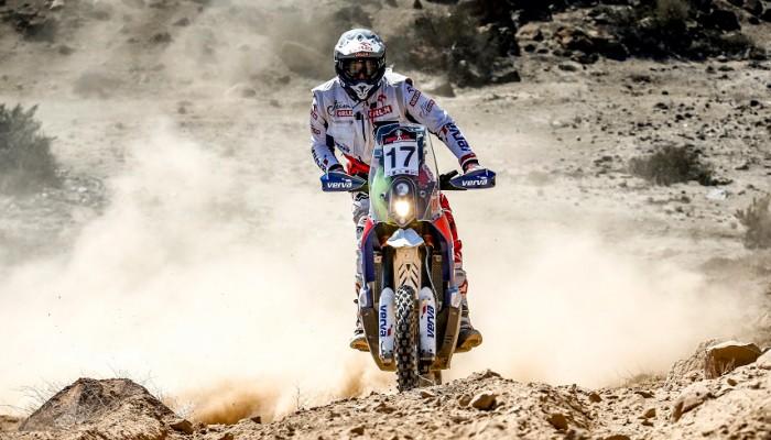 Atacama Rally: polscy motocykliści na dobrych pozycjach w generalce