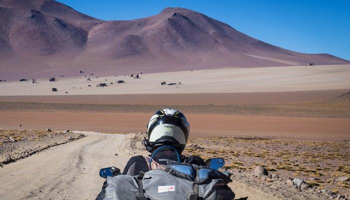 Świat z surrealistycznych obrazów. Polscy blogerzy na Drodze Lagun w Boliwii [FILM]