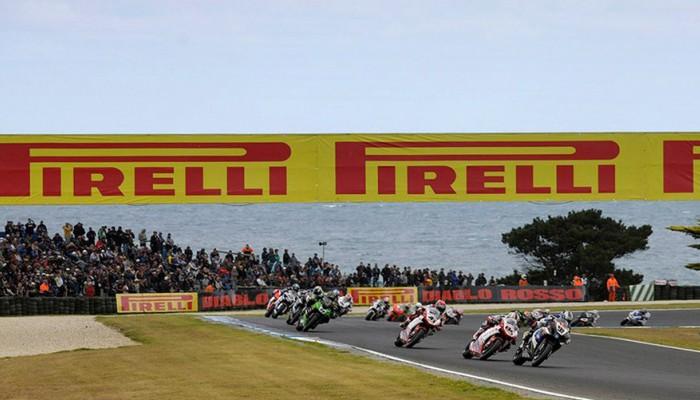 Pirelli wraz z WorldSBK powraca po długich wakacjach do Portugalii