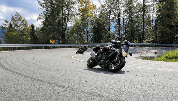 Polscy motocykliści ukarani szokującą grzywną na znanej czeskiej drodze