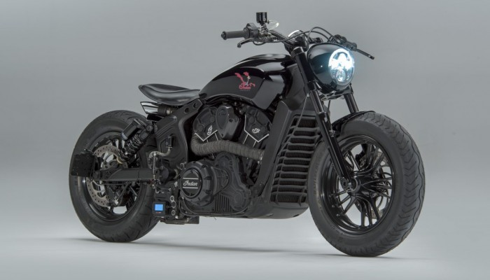 Indian Scout Sixty Road Runner 10 z