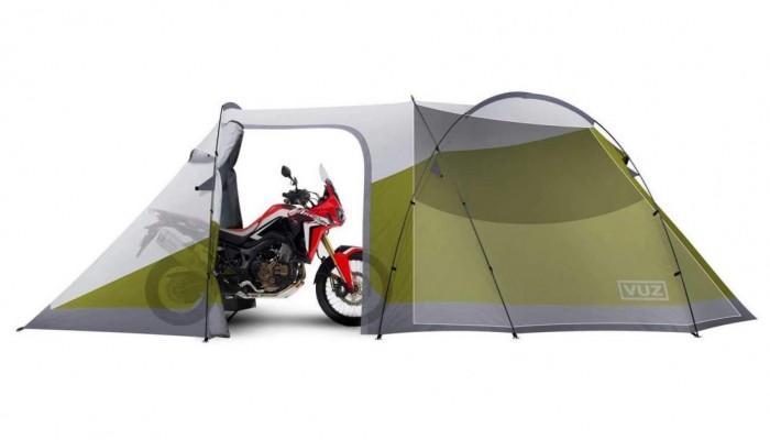 Vuz namiot garaz motocyklowy 4 z