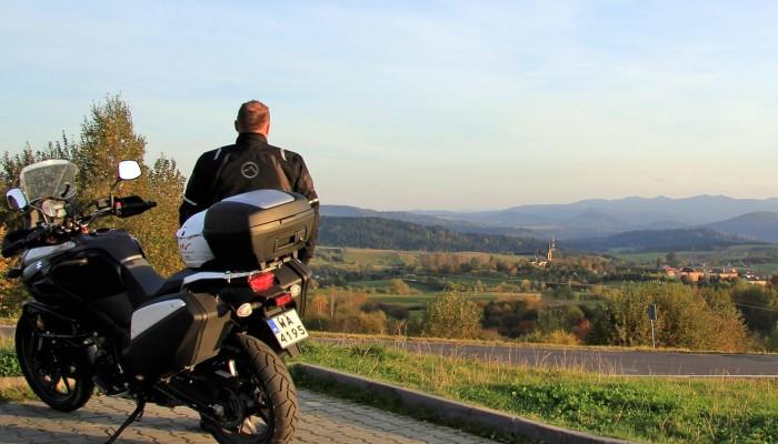 Dokąd motocyklem jesienią? 8 najlepszych tras motocyklowych