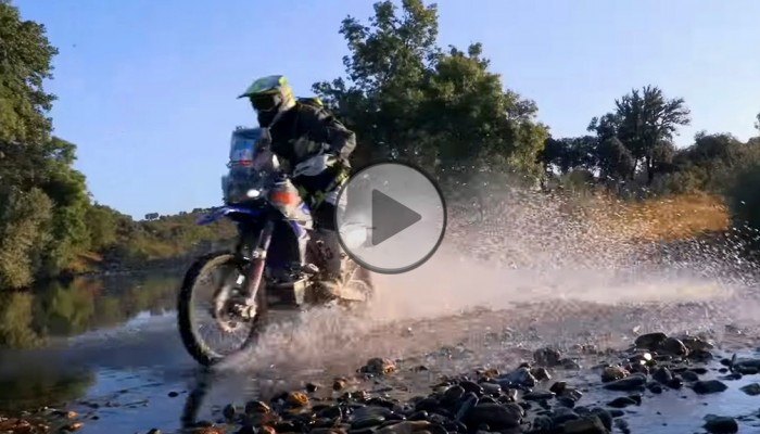 Gibraltar Race - motocyklowa przygoda przez całą Europę